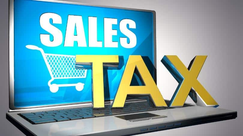 Dramatic Sales Tax Change